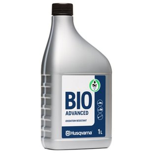 Масло для смазки цепи Husqvarna Bio Advanced 1 л