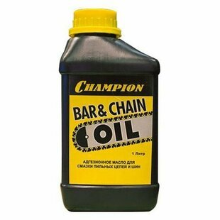 Масло для смазки цепи CHAMPION Bar & Chain Oil 1 л